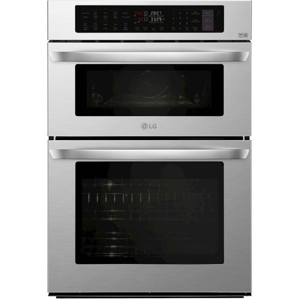 kitchenaid wall oven combo 30