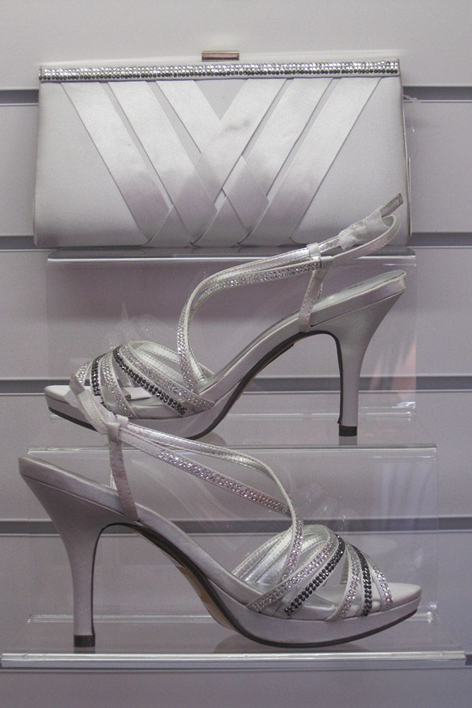 Flr221 Zlr221 Silver Silver Wedding Shoes Special Occasion