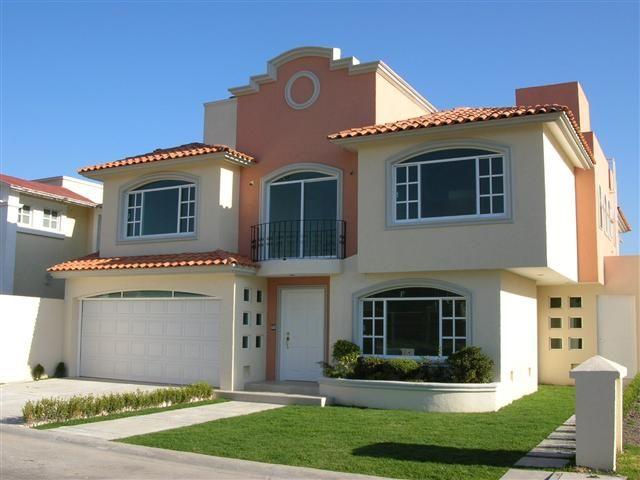 Dise o de casas modernas americanas para m s informaci n for Disenos de puertas para casas modernas