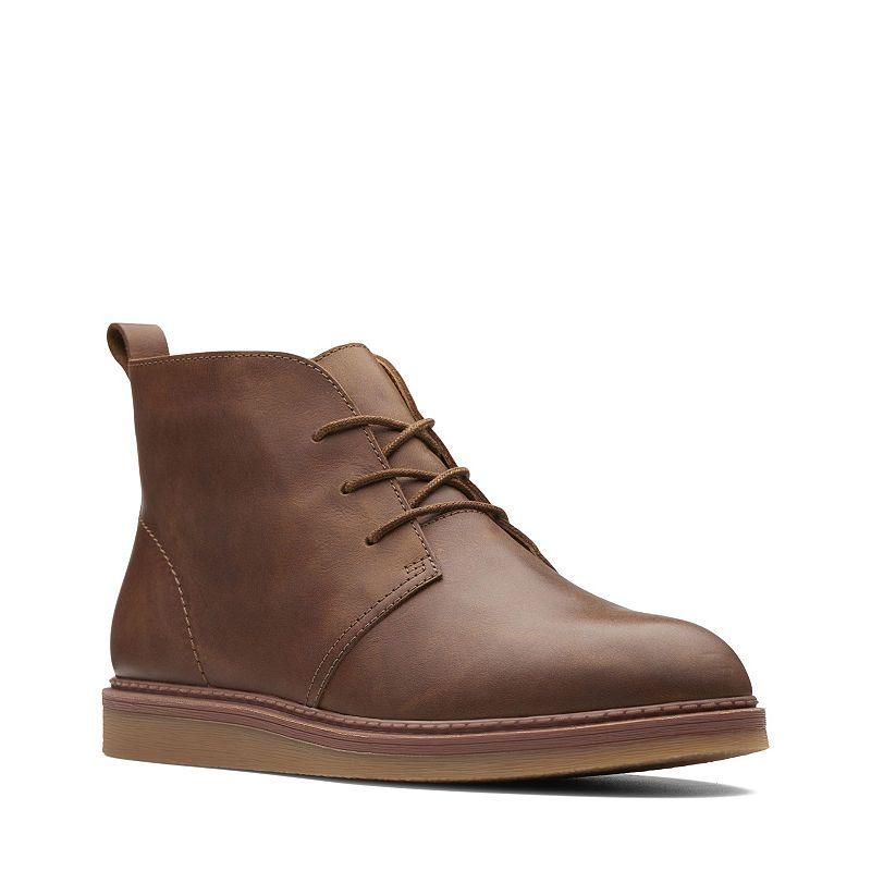 clarks dove roxana womens chukka boots