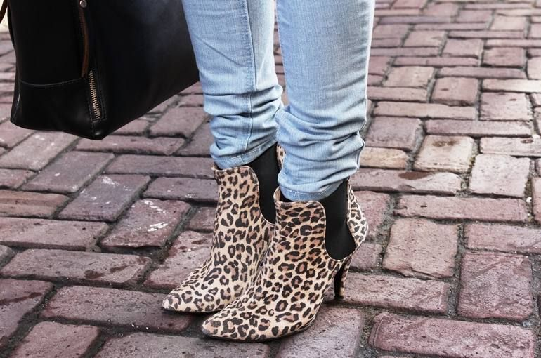 New In | Leopard Shoes ( Animal Print Booties & Ankle boots ) with Lian