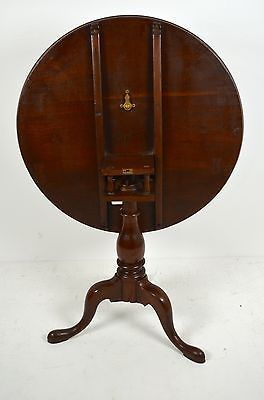 American Queen Anne Walnut Antique Tilt Top Tea Table York Co Pennsylvania 1780 Tea Table Queen Anne Antiques