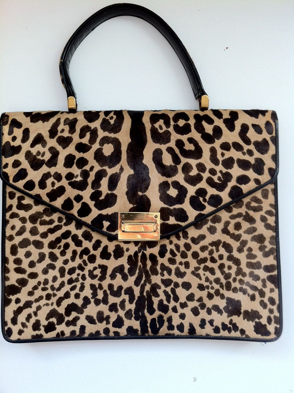 06aec5c1c857 Vintage Leopard Print Purse/ On hold for Janet | The Bag Lady | Bags ...