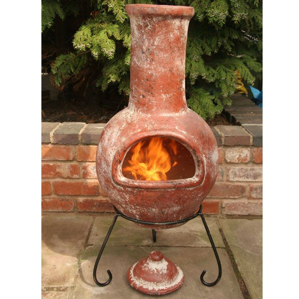 Hi All I Have Been Waiting For My Latest Mini Make To Dry So Could Post It Saw This Picture Of A Terracotta Chiminea On The Intern