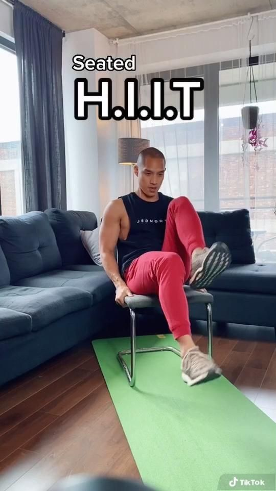 Beginner Cardio Home Workout