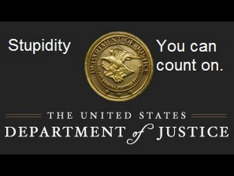 The Department Of Justice Is A Joke Https Youtu Be Izjs Umno6i