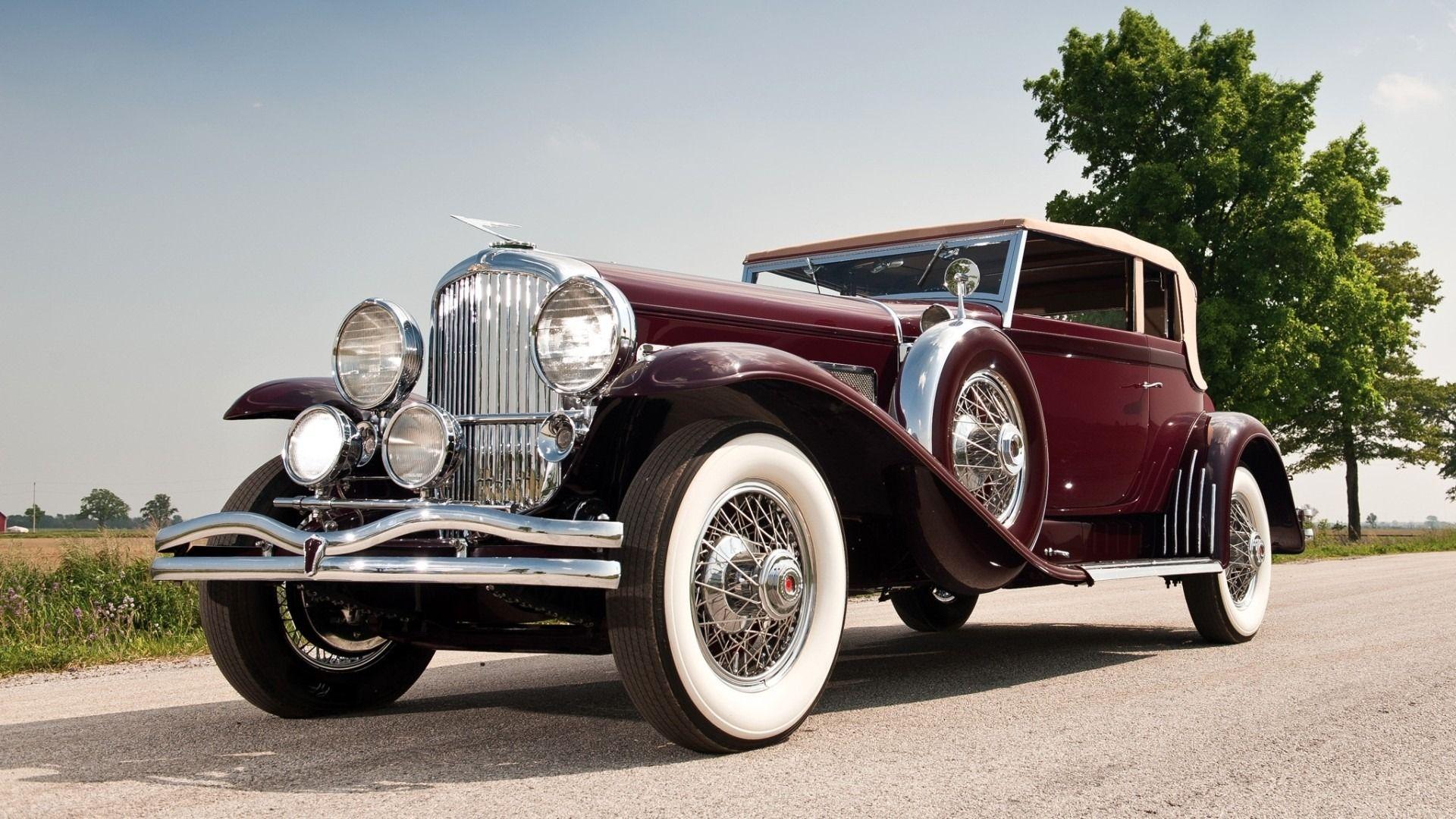 Duesenberg HD Wallpapers 1080p Classic Cars Cars vintage
