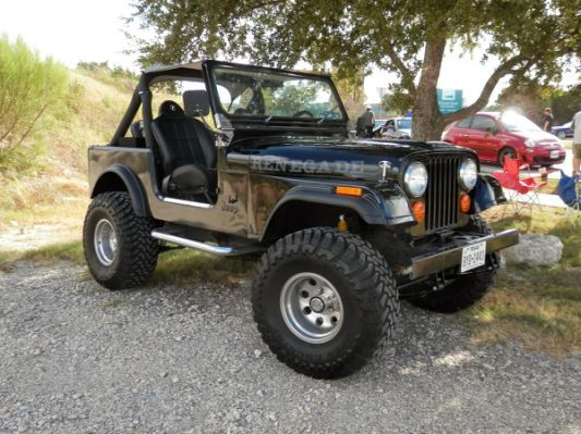gallery for > jeep cj7 renegade | jeep | pinterest | jeep cj7