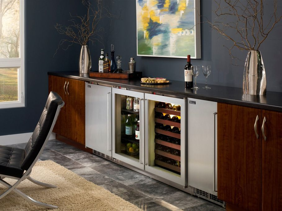 Nice To Have A Built In Buffet With Wine Fridge If E Permits