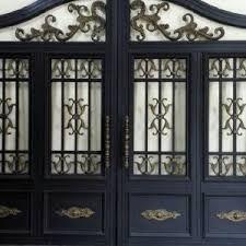 Resultado De Imagen Para Puertas De Garaje En Hierro Forjado Wrought Iron Gates Wrought Iron Gate Iron Gates
