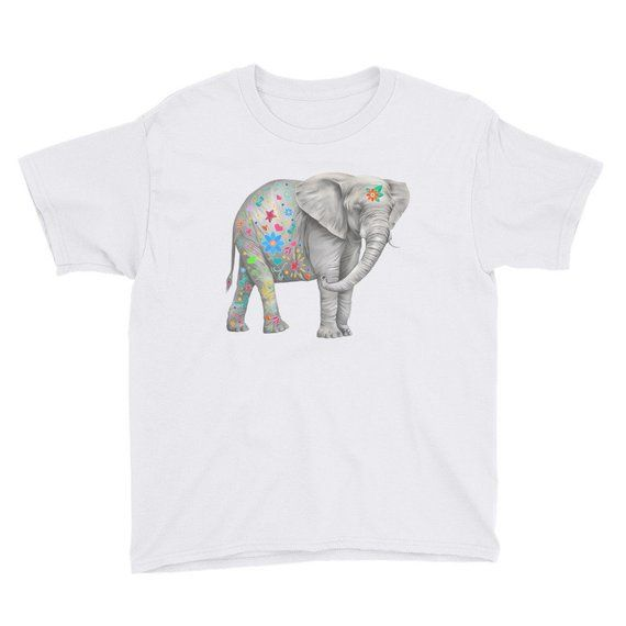 Elephant Shirt O For Girls Kids Apparel Lover Gifts Gift From Parents