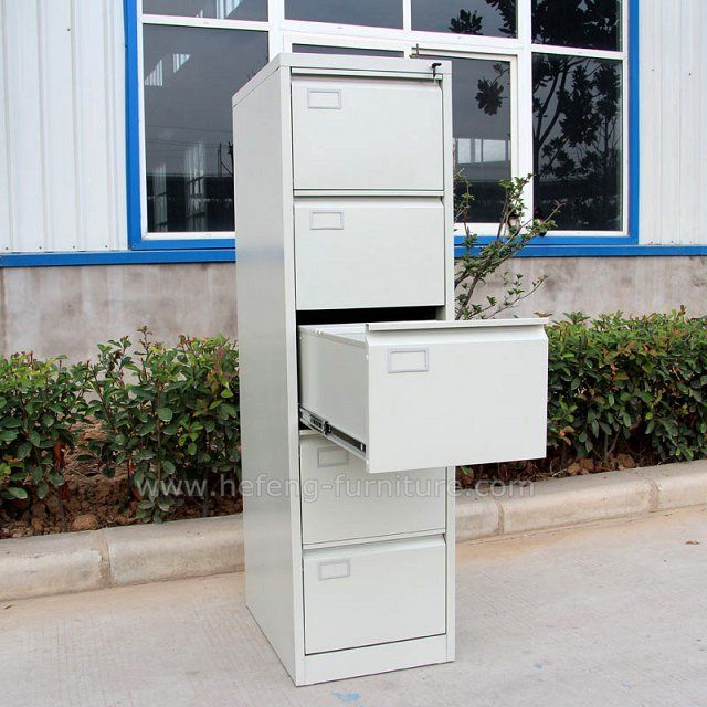 Five Drawer File Cabinet/ Steel Drawer Cabinet/ File Cabinet