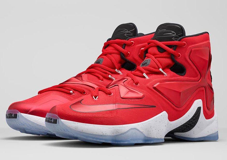 Nike Unveils the LeBron 13