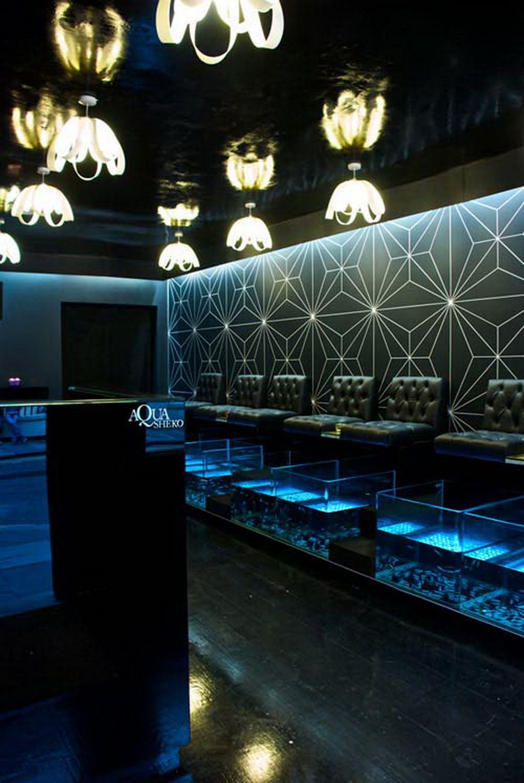 Interior Design Concept Aqua Sheko Ultra Modern Spa United