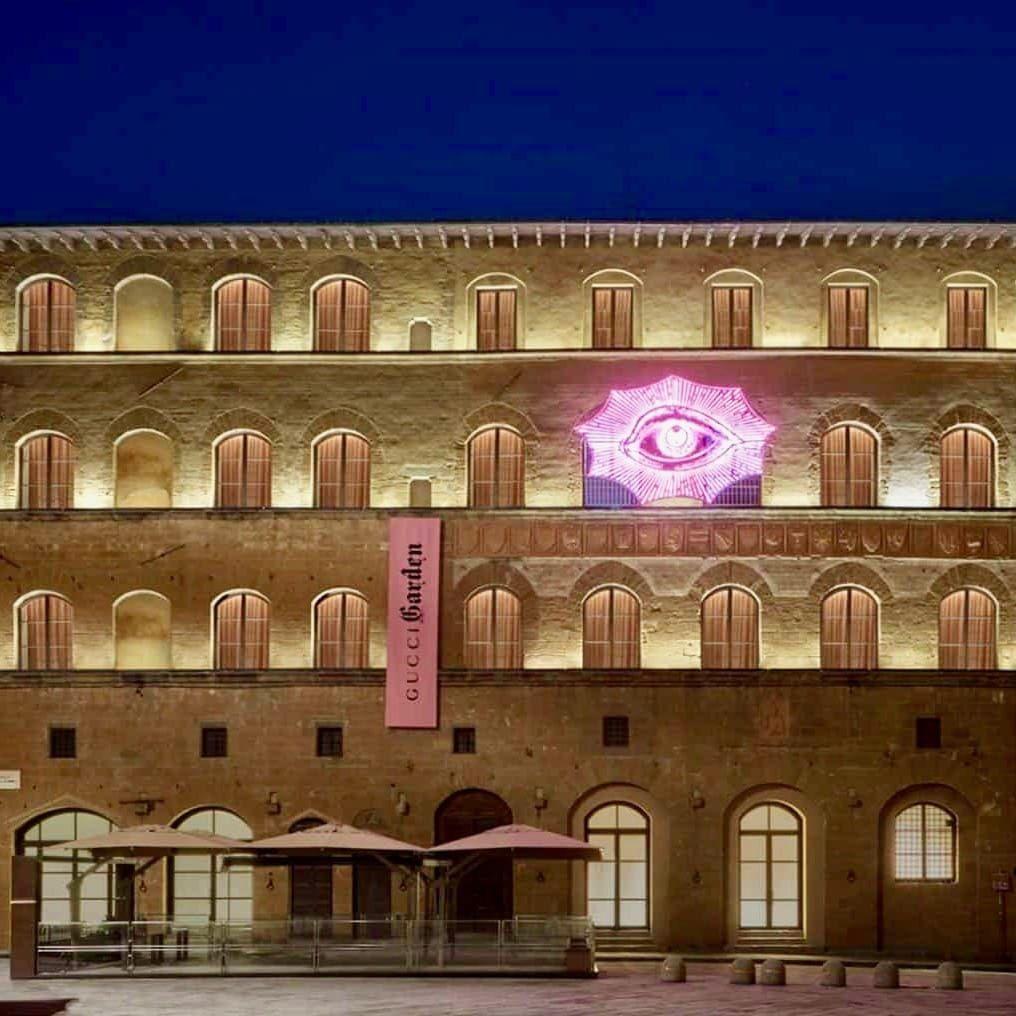7c10515baf5 Gucci Garden in Florence
