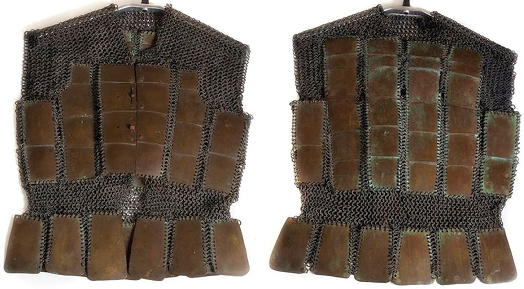 Moro (Philippine, Mindanao) mail and plate armor, 19th century ...