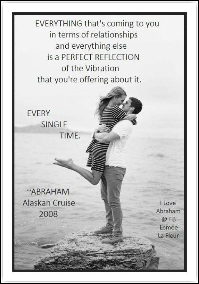 abraham hicks the vortex relationship quotes