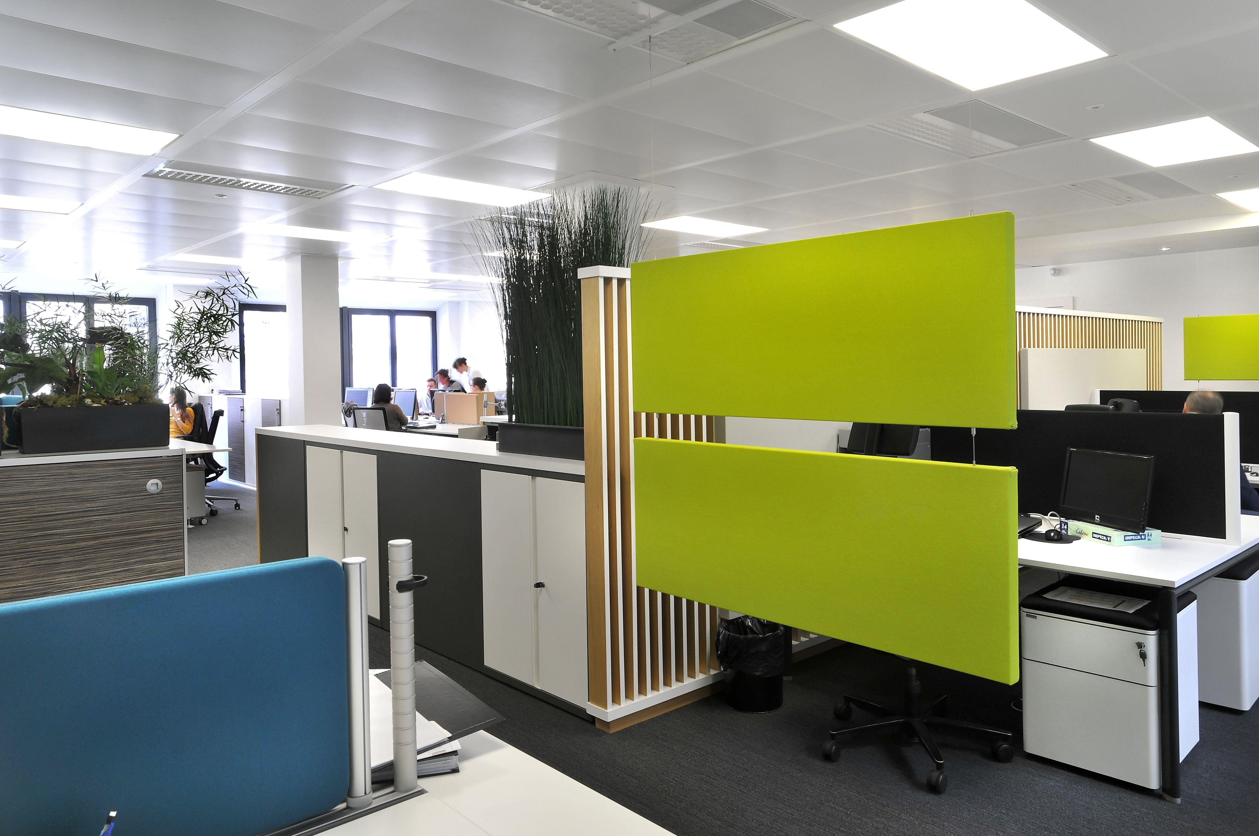 open space agence par cleram style design bureau architecture amenagement workspace coolworking interior deco cleram art office idea