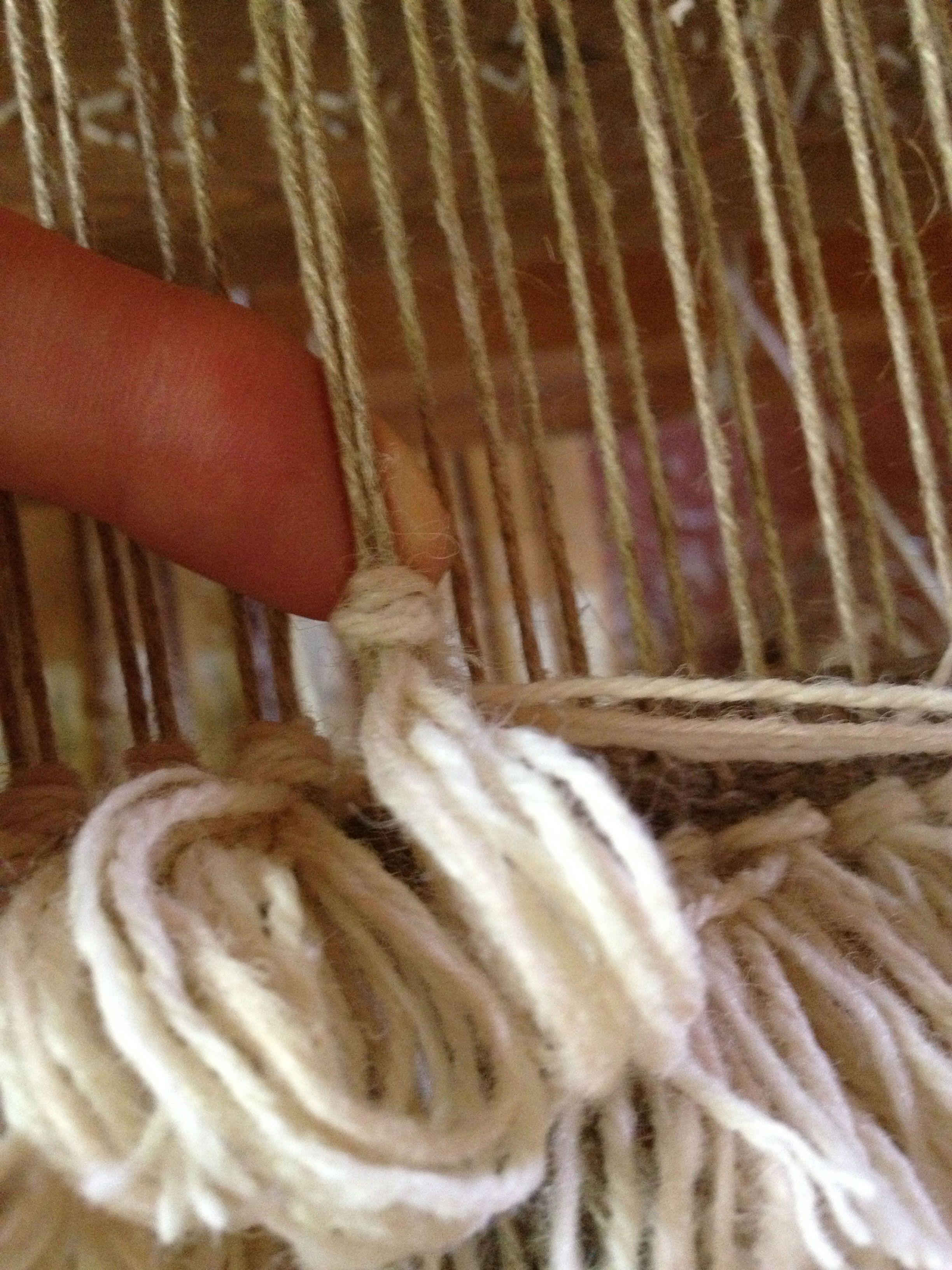 AnnesRugs ... Handwoven | arts n crafts | Pinterest | Weben, Knüpfen ...