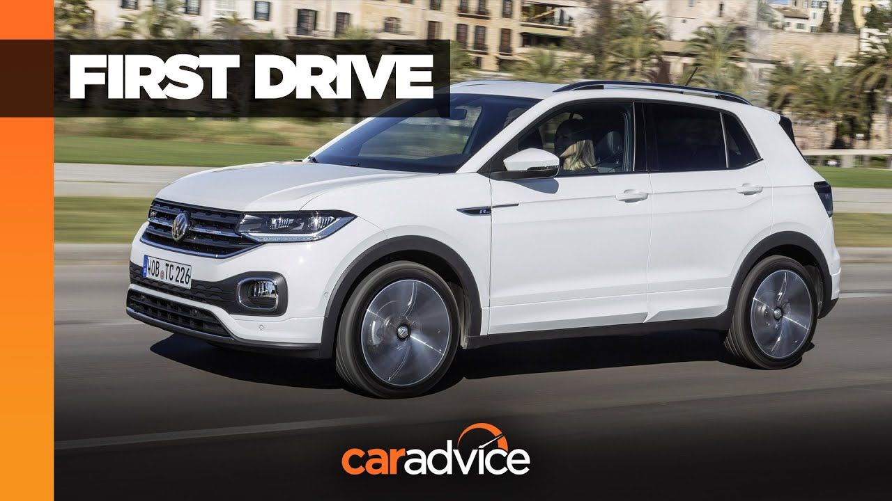 Awesome Review Suv Volkswagen 2020 T Cross And Images And