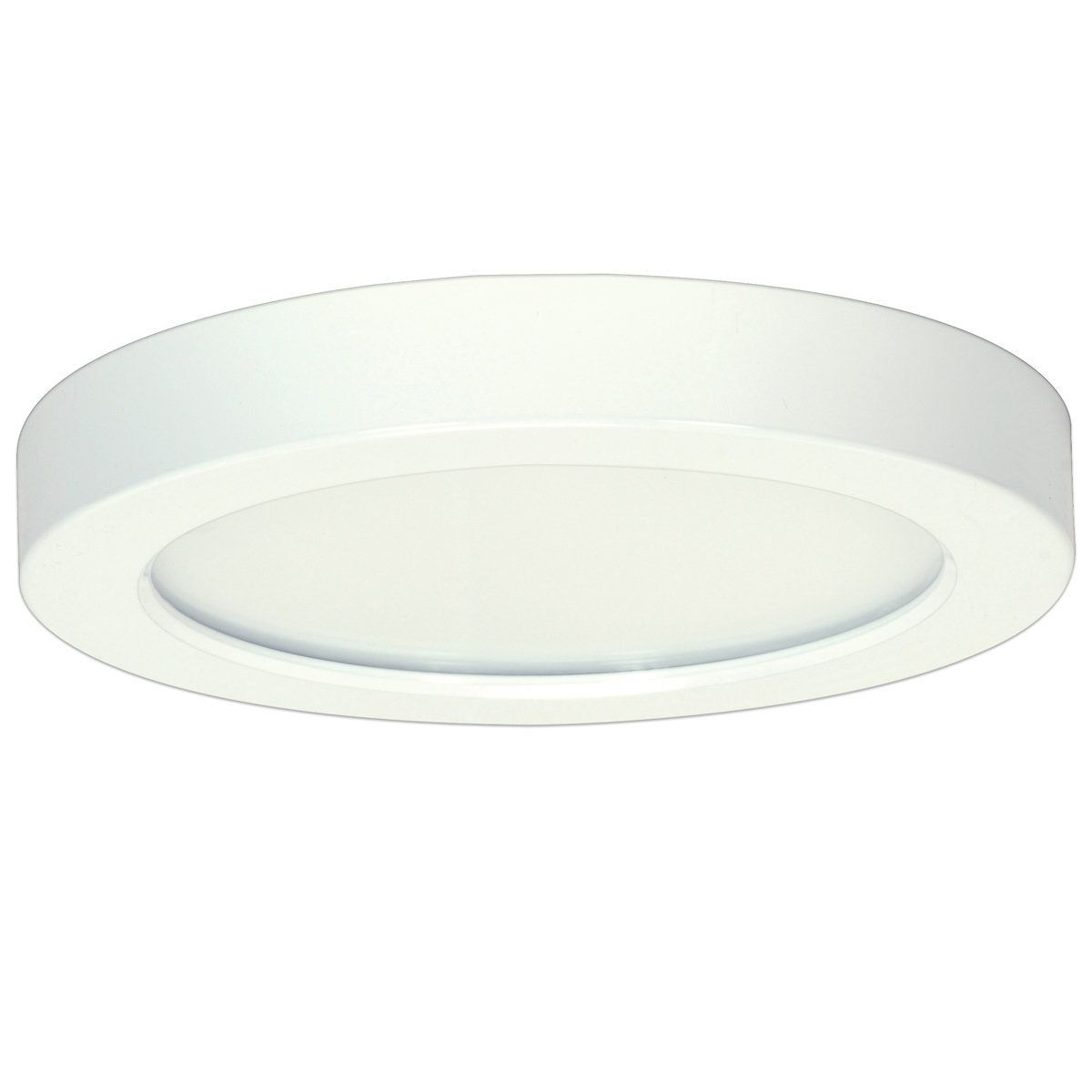 7 Led Simple Round Low Profile Ceiling Light With Images Ceiling Lights Flush Mount Ceiling Lights Recessed Lighting