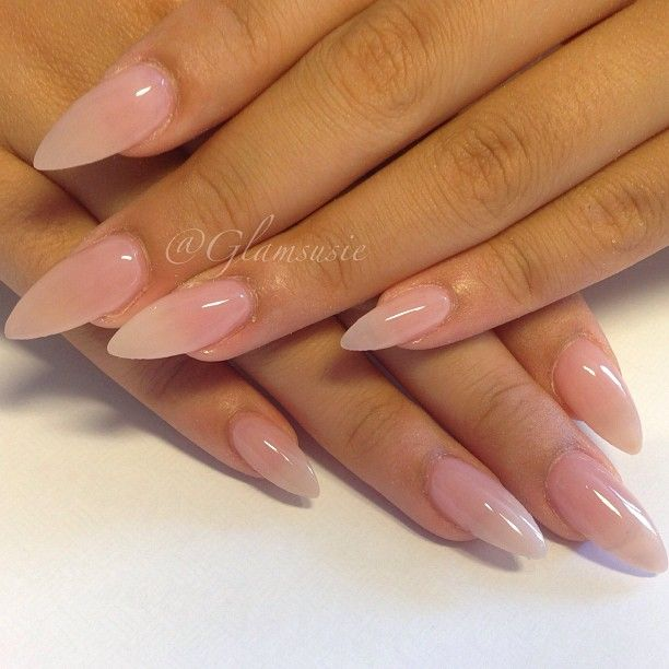Nails Acrylicnails Asian Simple Clean Fresh Set Before The Design