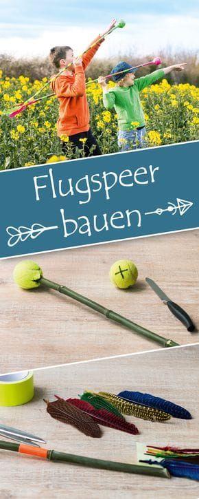 Photo of Wie man einen bunten Speer macht   familie.de