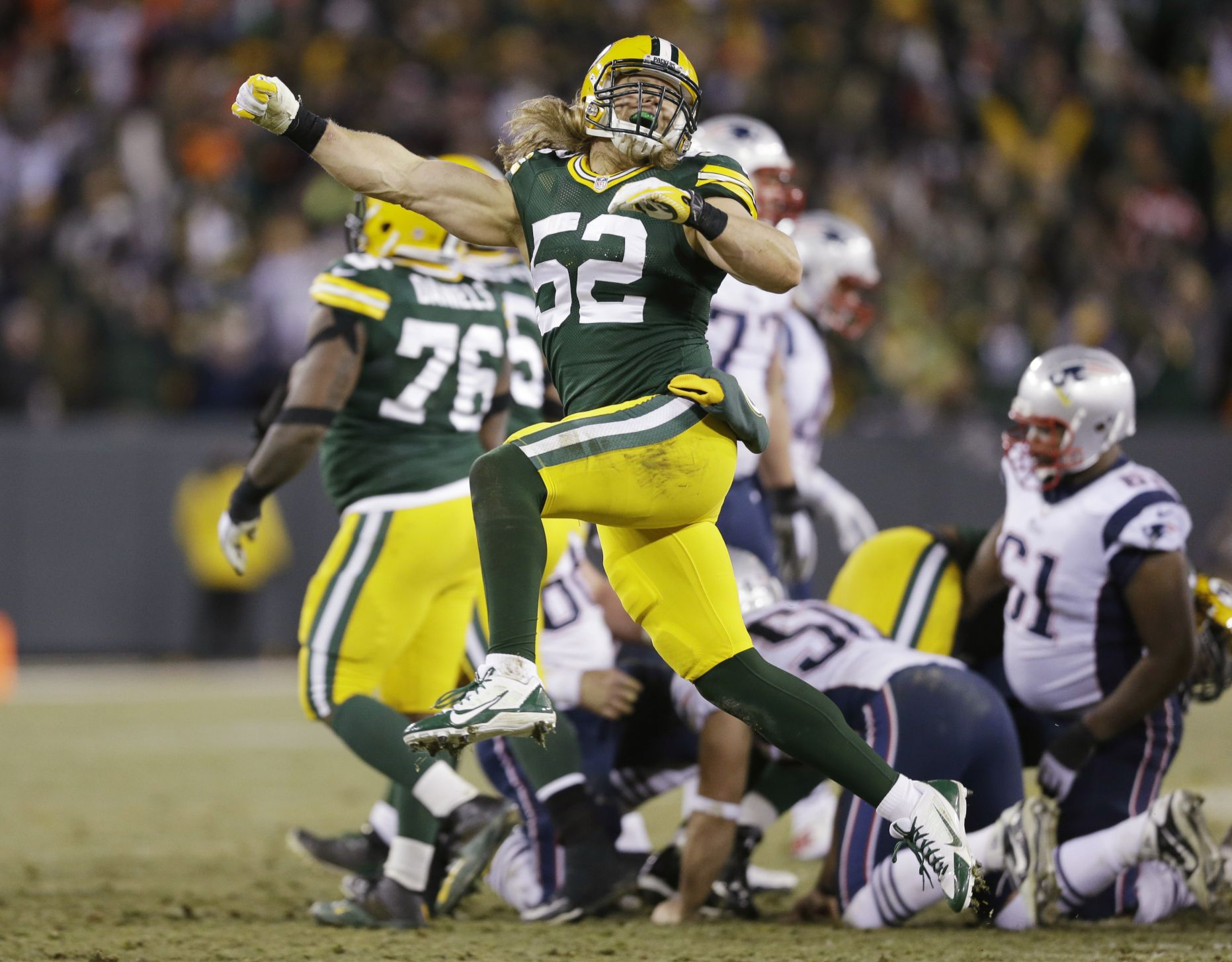 Packers Beat Patriots 26 21 As Rodgers Outduels Brady Green Bay Packers Green Bay Packers Fans Green Bay Packers Players