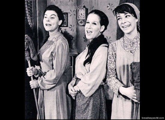 Bette In Fiddler On The Roof 1968 The Divine Bette