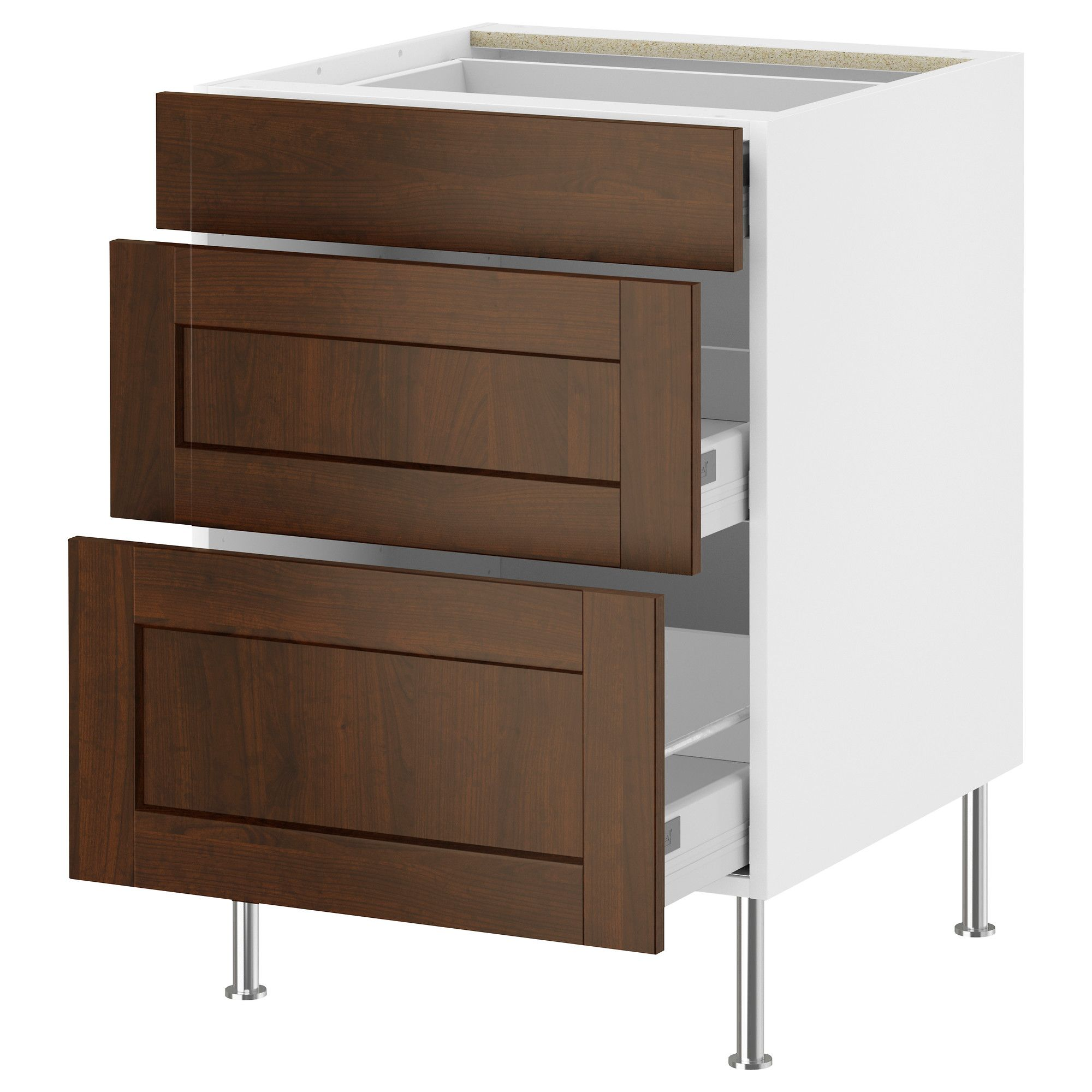 US Furniture and Home Furnishings Ikea built in, Base