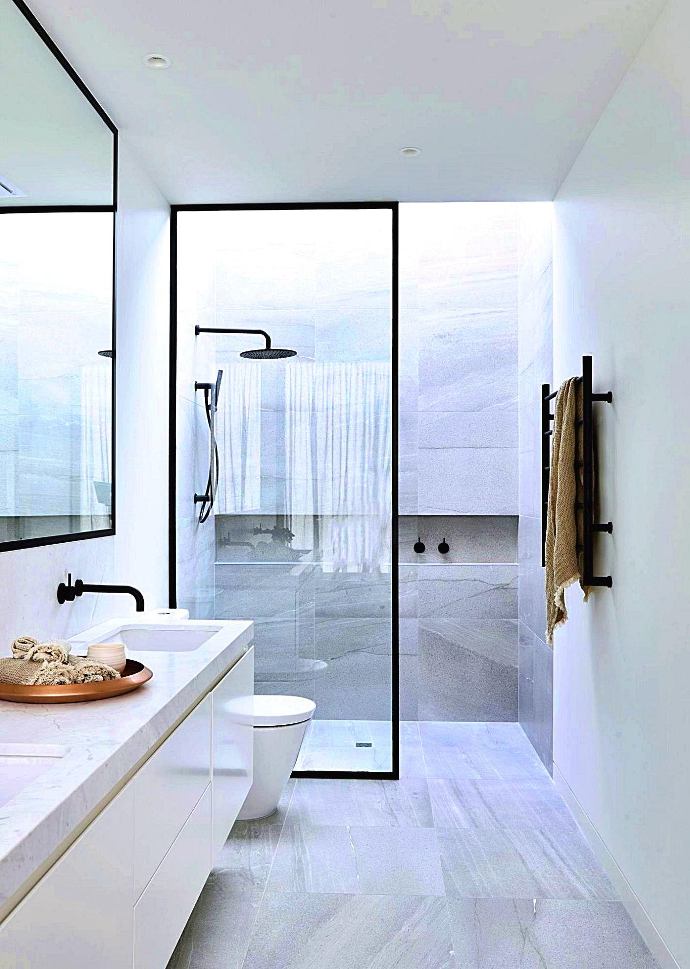 10 Glitzy And Glorious Bathroom Ideas Ideal Home Minimalist Bathroom Design Bathroom Interior Design Minimalist Bathroom Small bathroom ideas ideal home