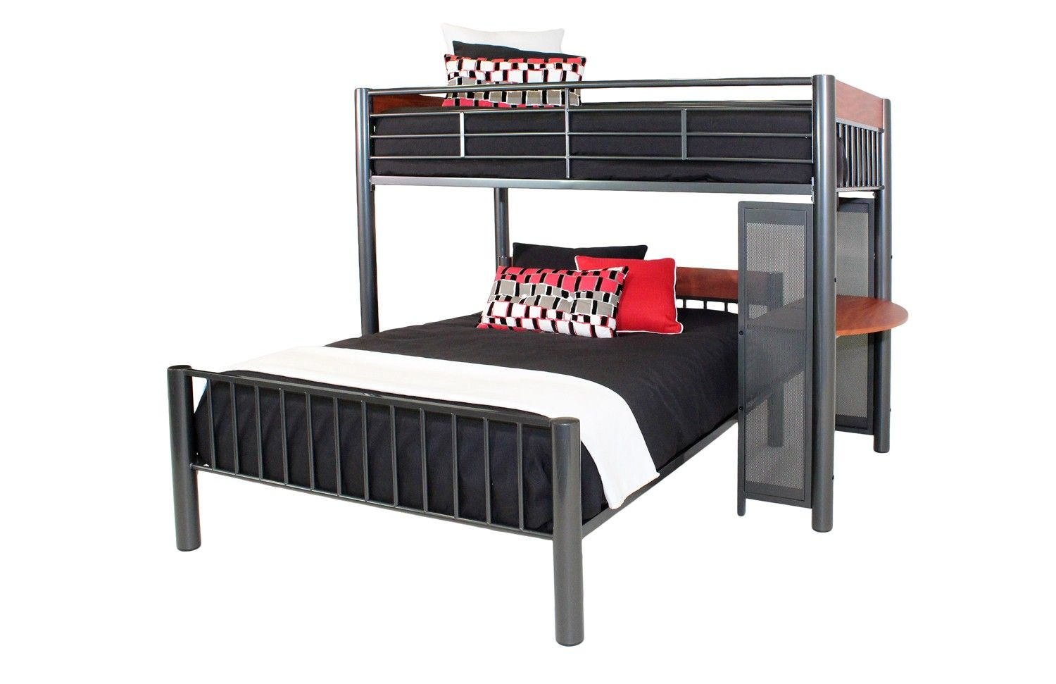 Tron Loft Bunk Bed   Bunk Beds   Kids U0026 Teens | Mor Furniture For Less
