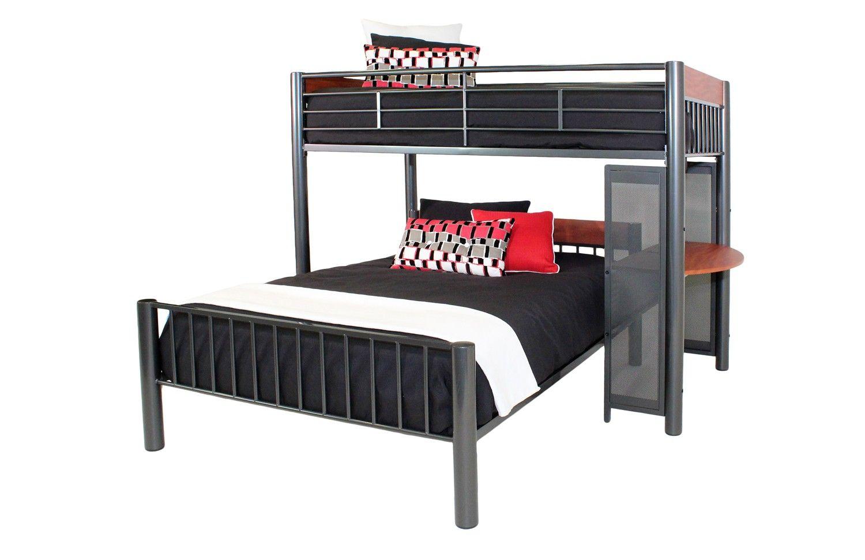 Tron loft bunk bed bunk beds kids teens mor - Cool beds for sale ...