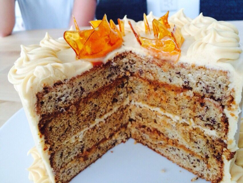 caramell cake