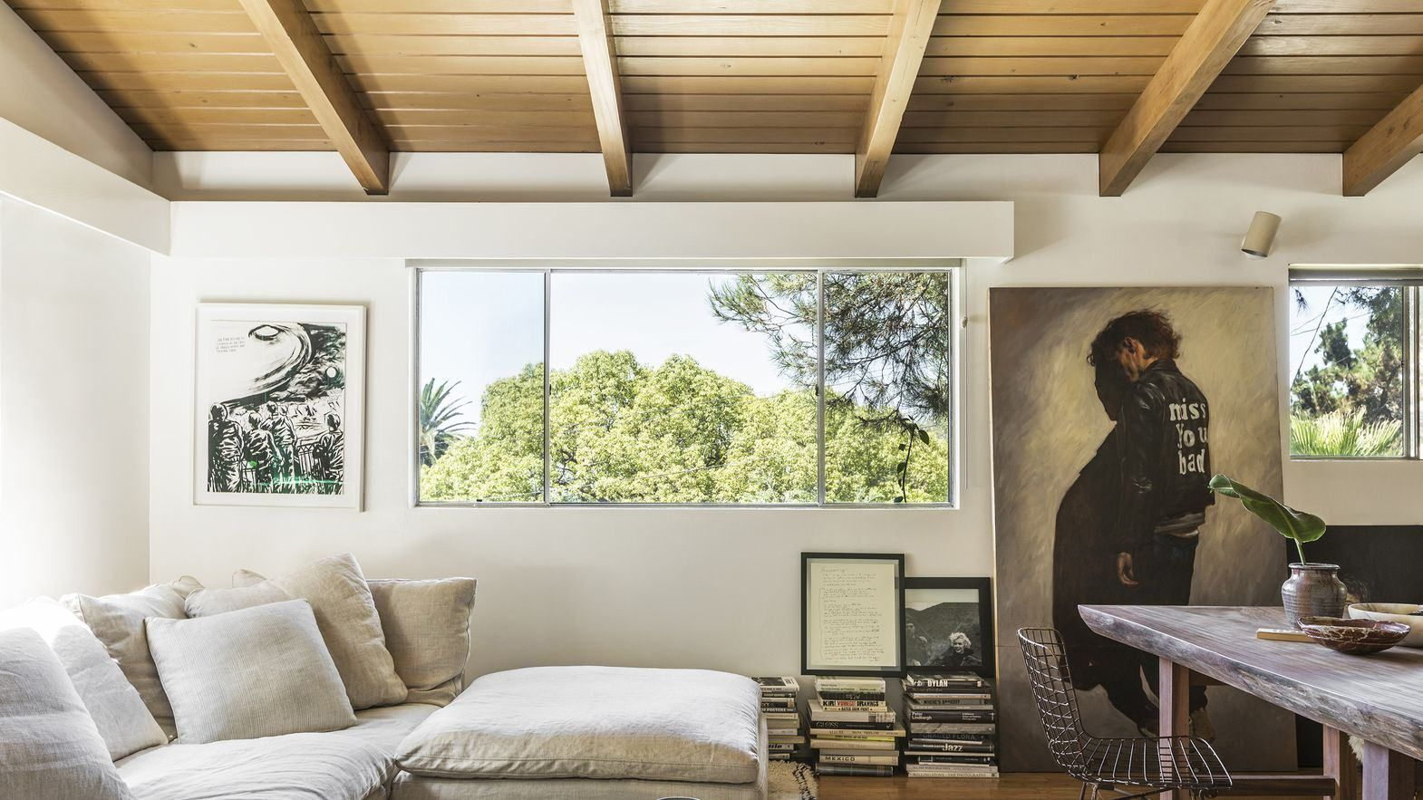 Buck Mason Co Founder S Echo Park Los Angeles Apartment