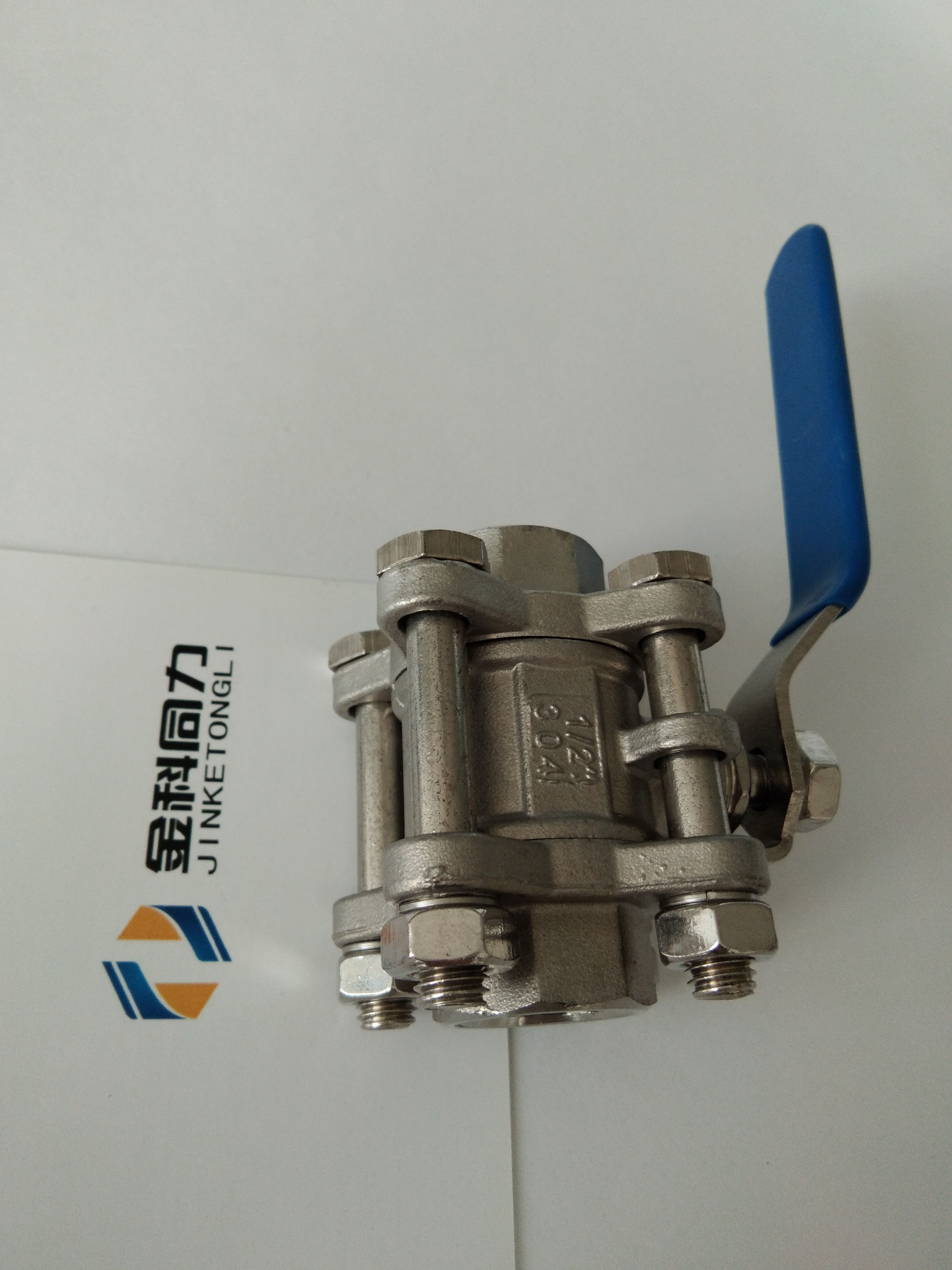 3 piece ball valve produced by hebei tongli automatic