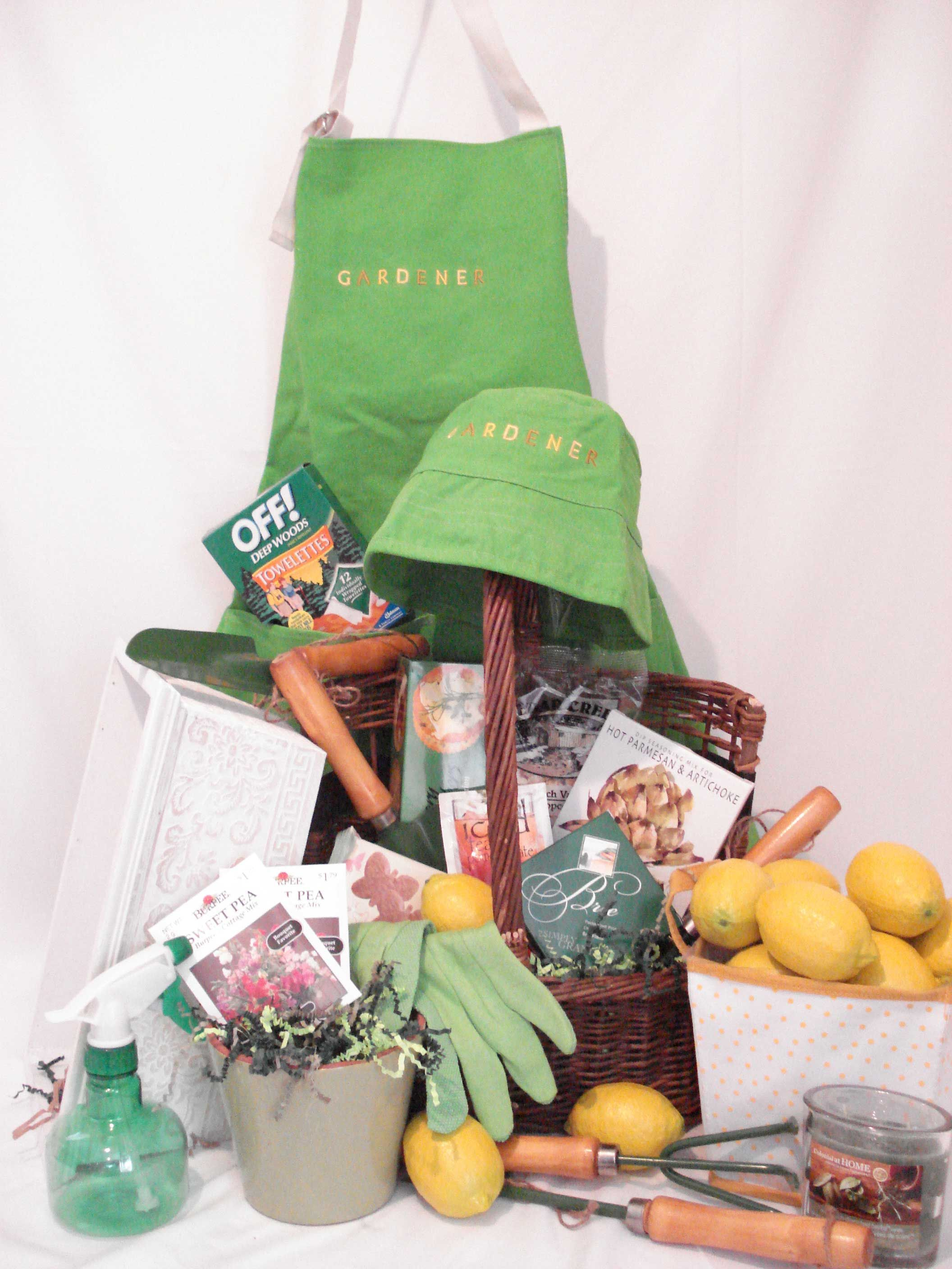 1000 images about Gift Baskets To Make on Pinterest Gardens