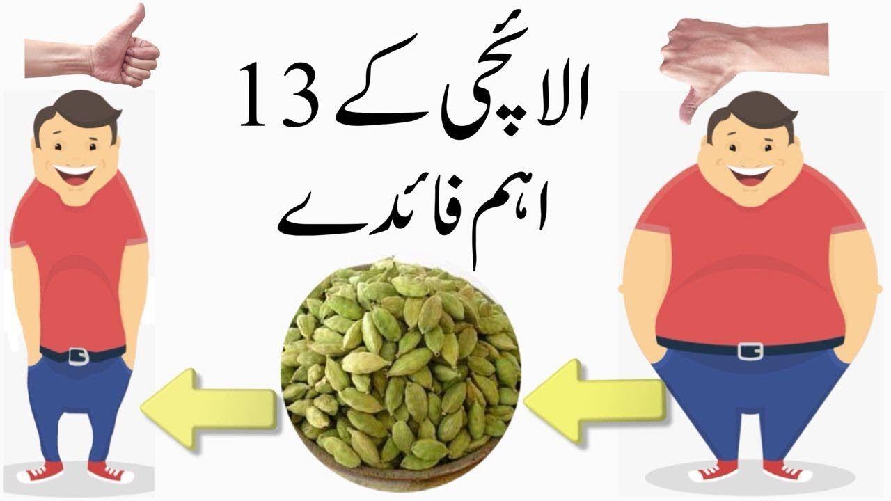 Health Benefits of Cardamom (Elaichi) in Urdu | Elaichi Ke