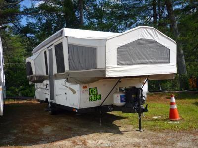Used 2009 Forest River Rv Rockwood Premier 2514g For Sale 703p