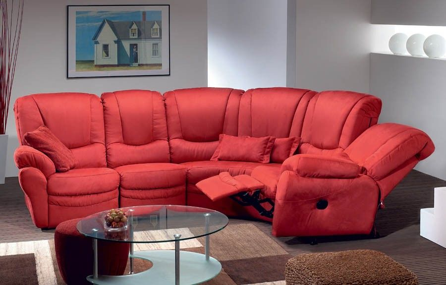 Themis Leather Sectional Sofa With Recliner By Rom, Belgium | Sofa Ifeas |  Pinterest | Belgium, Sectional Sofa And Furniture Sofa Set