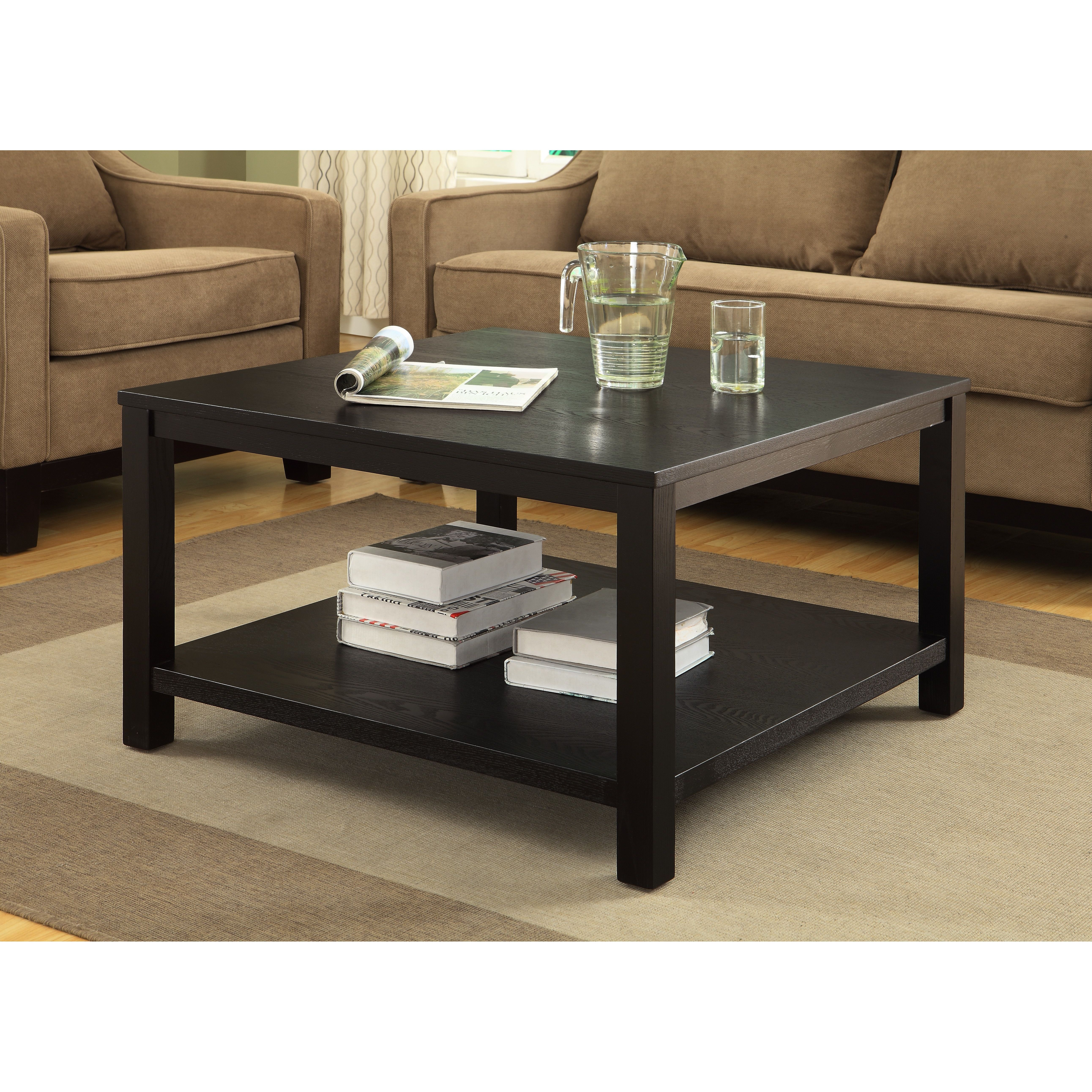 Crown Heights Coffee Table Coffee Table Coffee Table Square Furniture