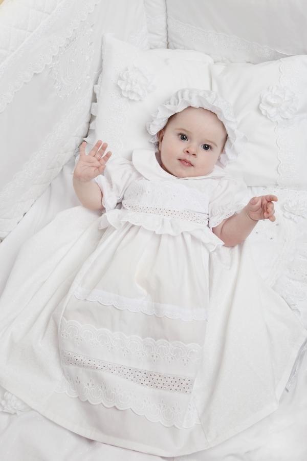 Купить крестильное платье choupette