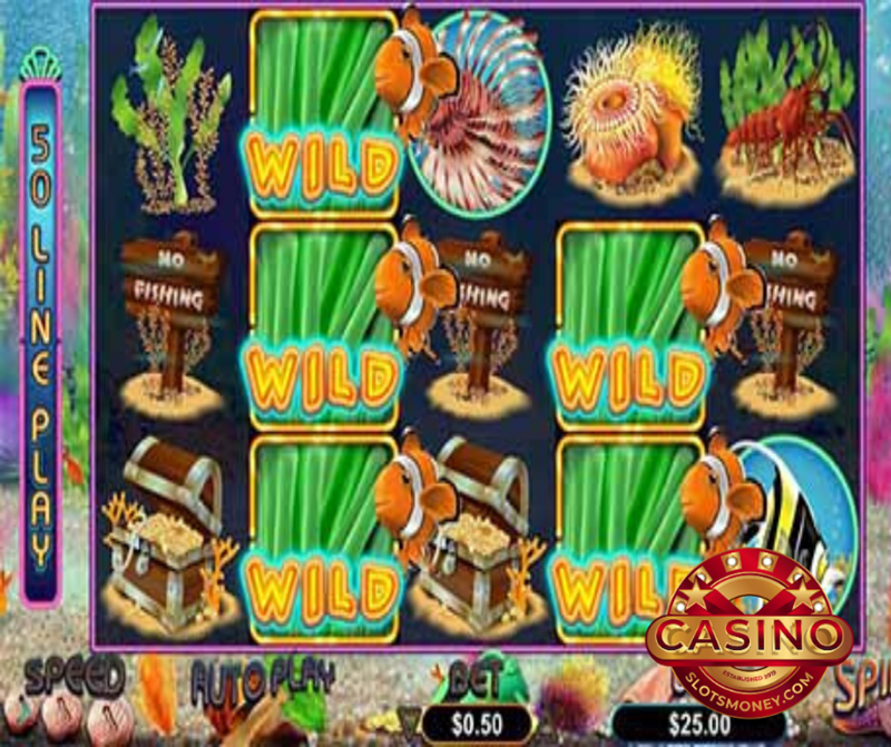 Fishy Fortune Slot Review: No Download Required