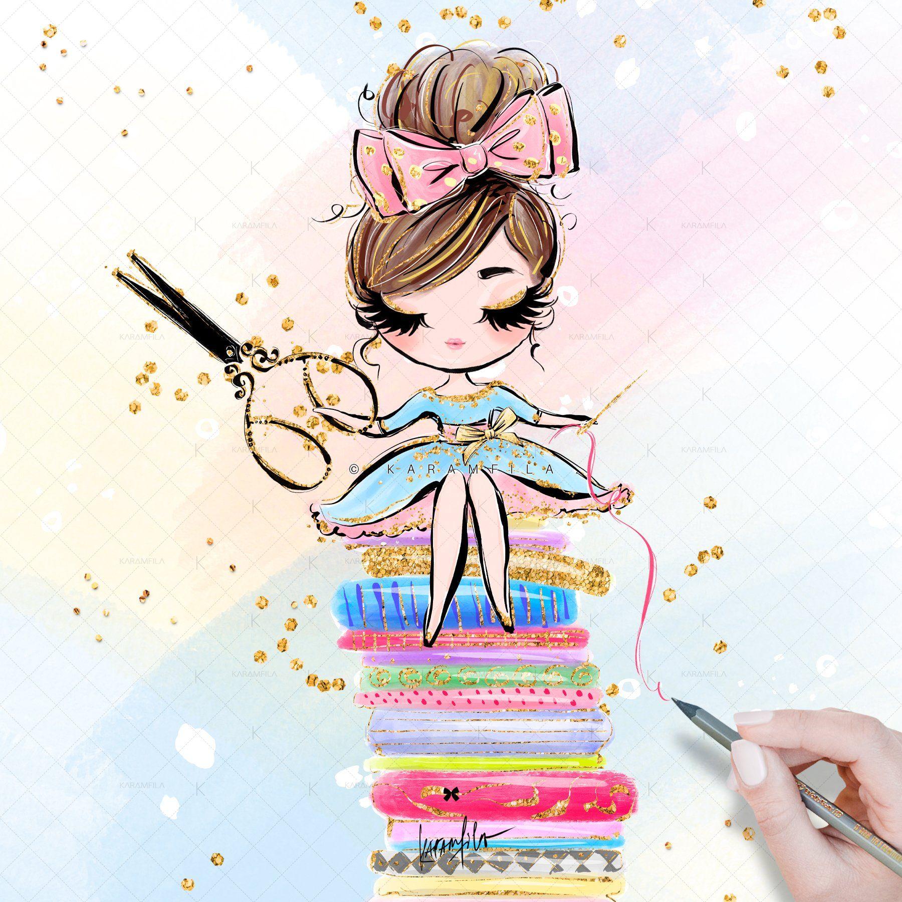 Sewing Clipart Sewing Clipart Sewing Art Craft Logo