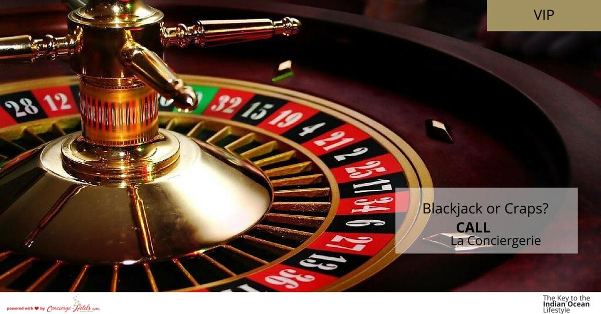 Casino VIP access by La Conciergerie. Online casino