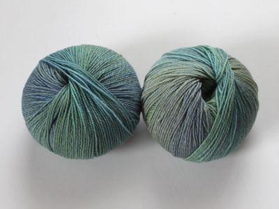 "jojoland ""clearwater"" sock yarn"