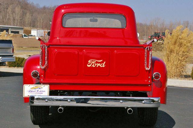 1951 ford truck | Classic Car Photo Gallery 1951 Ford F1 Pickup Truck Rear & 1951 ford truck | Classic Car Photo Gallery: 1951 Ford F1 Pickup ... markmcfarlin.com