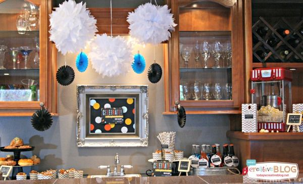 Planning a Grad Party - Todays Creative Blog