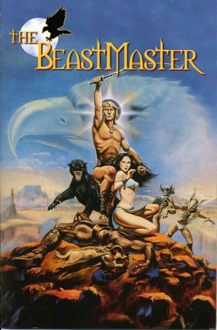 The Beast Master. The Beast Master Beastmaster Movie, Fantasy Movies, Fantasy  Art ...
