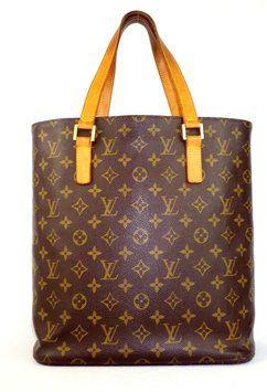 83feeb44fe87 Louis Vuitton Vavin Gm Brown Tote Bag  695
